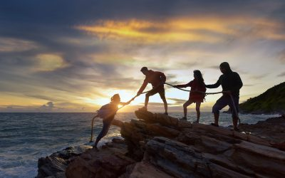 How Independent Are We Really? Why We Need Each Other to Evolve on the Spiritual Path